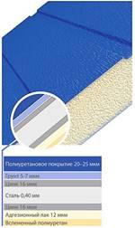 Сэндвич-панели для гаражных ворот оборудованы полимерным EPDM-уплотнителем