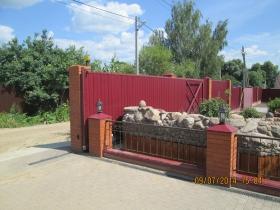 Ворота откатные Орехово-Зуево