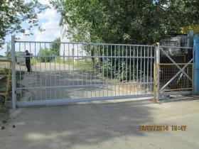 Откатные ворота Солнцево
