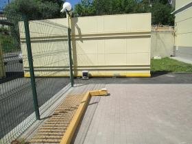 Откатные ворота Балашиха
